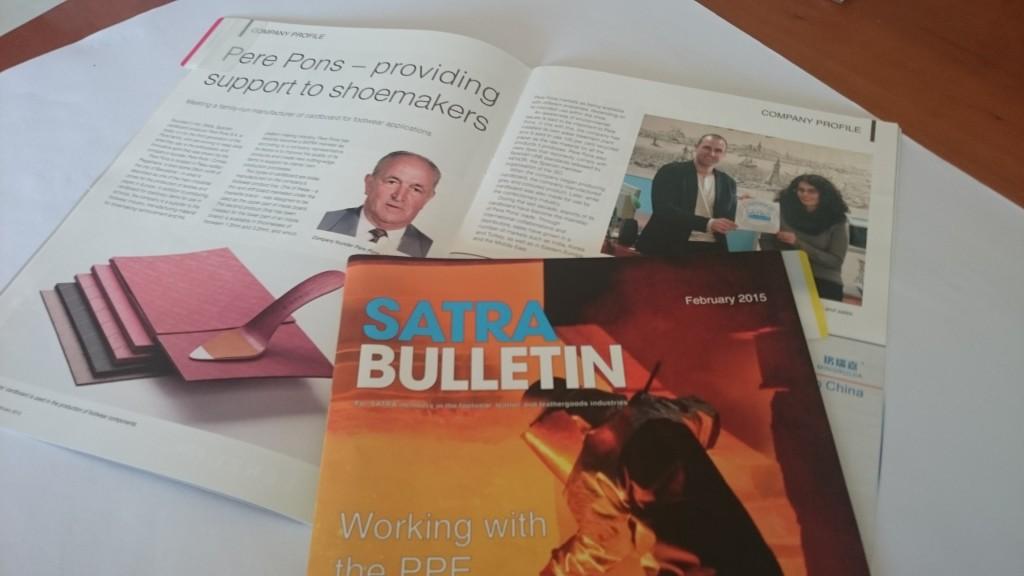 SATRA bulletin